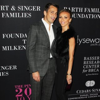 Giuliana Rancic in Elyse Walker's 10 Year Anniversary Pink Party - Arrivals - rancic-10-year-anniversary-pink-party-02