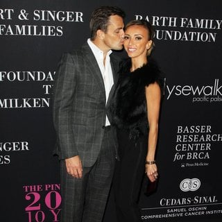 Giuliana Rancic in Elyse Walker's 10 Year Anniversary Pink Party - Arrivals - rancic-10-year-anniversary-pink-party-03