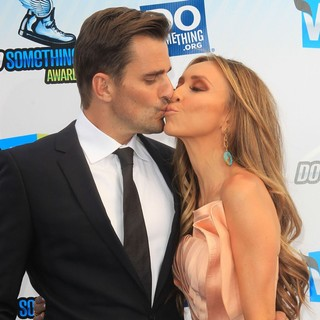 Bill Rancic, Giuliana Rancic in The DoSomething.org and VH1's 2012 Do Something Awards