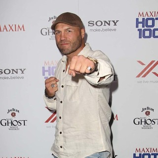 Randy Couture in The Maxim Hot 100 Party - Arrivals