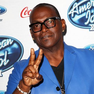 Randy Jackson in FOX's American Idol XIII Finalists Party
