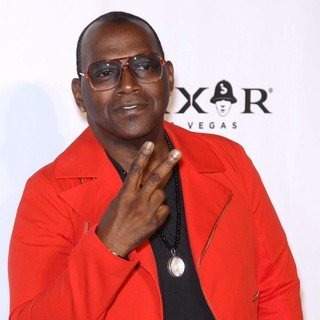 Randy Jackson in The Grand Opening of The Jabbawockeez Dance Crew's Show PRiSM