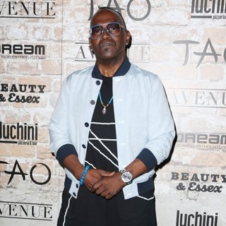 Randy Jackson in TAO, Beauty and Essex, Avenue, and Luchini Celebrate Grand Opening - Photocall