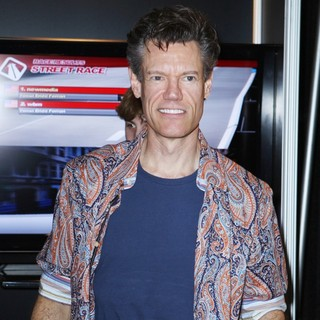 Randy Travis in Meeting and Greeting Fans on The First Day of The CMA Music Festival