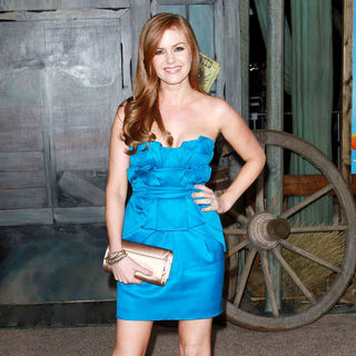 "Isla Fisher in Los Angeles Premiere of ""Rango"""