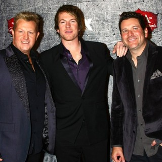 Rascal Flatts in 2012 American Country Awards - Arrivals