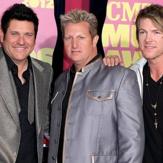 Rascal Flatts in 2012 CMT Music Awards