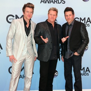 Rascal Flatts in 47th Annual CMA Awards - Red Carpet