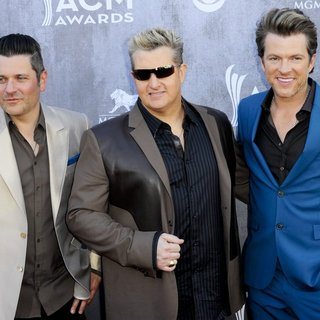 Rascal Flatts in 49th Annual Academy of Country Music Awards - Arrivals