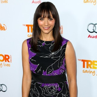 Rashida Jones in The Trevor Project's 2011 Trevor Live! - Arrivals