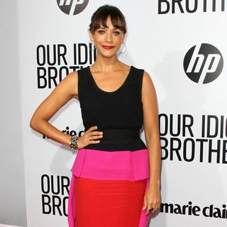 Rashida Jones in Our Idiot Brother - Los Angeles Premiere