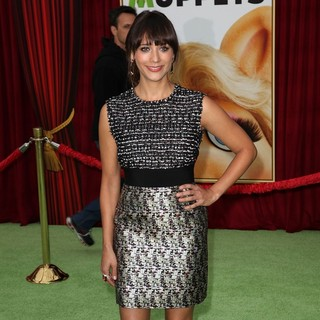 Rashida Jones in The Premiere of Walt Disney Pictures' The Muppets - Arrivals