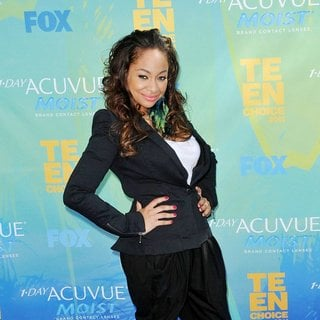 Raven-Symone in 2011 Teen Choice Awards
