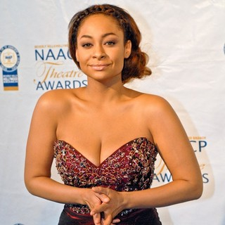 Raven-Symone in The 21st Annual NAACP Theatre Awards