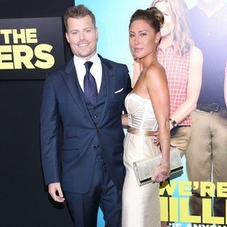 Rawson Marshall Thurber in We're the Millers World Premiere