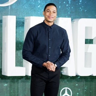 Ray Fisher in London Photocall for Justice League