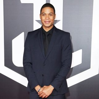 Ray Fisher in Justice League Film Premiere