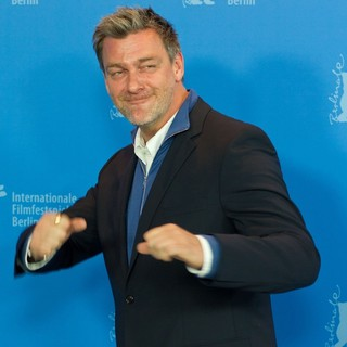 Ray Stevenson in 62nd Annual Berlin International Film Festival - Jayne Mansfields Car Photocall