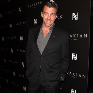 Ray Stevenson in Launch of The First Avakian Beverly Hills Boutique - Arrivals