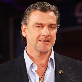 Ray Stevenson in U.K. Film Premiere of G.I. Joe: Retaliation - Arrivals