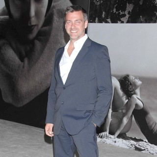 Ray Stevenson in Private View of Vanity Fair Portraits: Photographs 1913 - 2008 - Arrivals