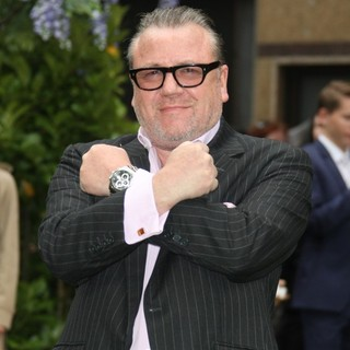 Ray Winstone in World Premiere of Snow White and the Huntsman - Arrivals