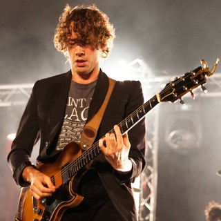 Johnny Borrell, Razorlight in Merthyr Rocks Festival 2012