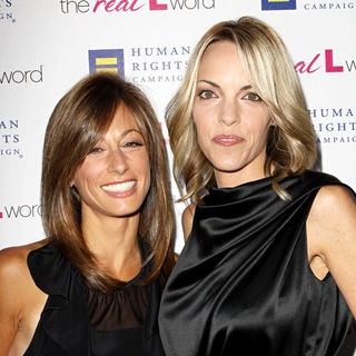 Jill Goldstein, Nikki Weis in Showtime and The HRC Co-Host Premiere Event for Showtime New Reality TV Series 'The Real L Word'