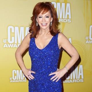 Reba McEntire in 46th Annual CMA Awards