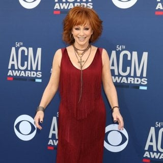 Reba McEntire in 54th Academy of Country Music Awards - Arrivals