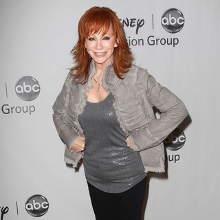 Reba McEntire in TCA Summer Press Tour 2012