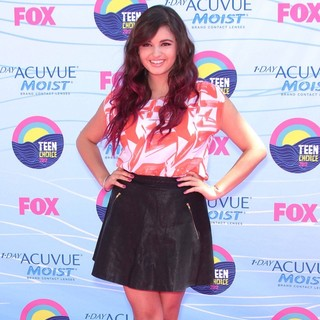 Rebecca Black in The 2012 Teen Choice Awards - Arrivals