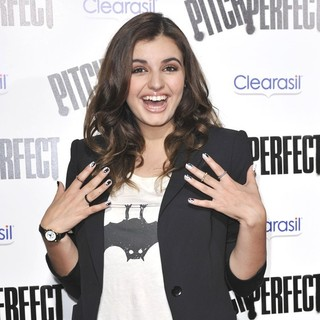 Rebecca Black in Los Angeles Premiere of Pitch Perfect