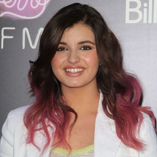 Rebecca Black in Katy Perry: Part of Me Los Angeles Premiere