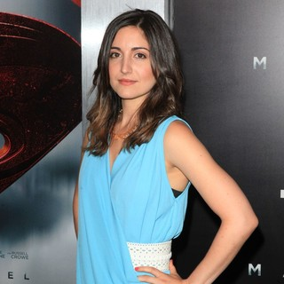 Rebecca Buller in World Premiere of Man of Steel - Arrivals