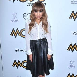 Rebecca Ferguson in The 2012 MOBO Awards Nominations Announcement - Arrivals