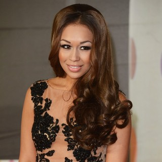 Rebecca Ferguson in The 2013 Brit Awards - Arrivals