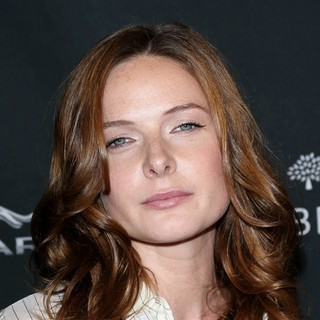 Rebecca Ferguson (II) in 2014 BAFTA Los Angeles Awards Season Tea Party