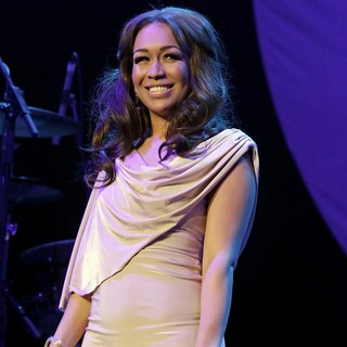 Rebecca Ferguson in Rebecca Ferguson Performing of Her UK Tour