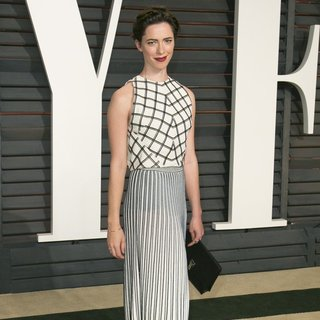 Rebecca Hall in 2015 Vanity Fair Oscar Party