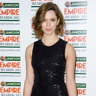 Rebecca Hall in Jameson Empire Film Awards 2013 - Arrivals - rebecca-hall-jameson-empire-film-awards-2013-05