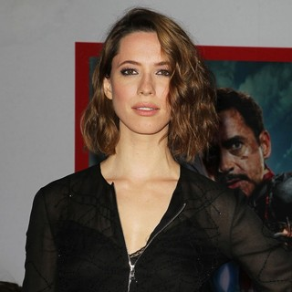 Rebecca Hall in Iron Man 3 Los Angeles Premiere - Arrivals - rebecca-hall-premiere-iron-man-3-02