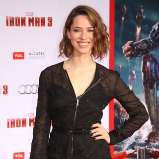 Rebecca Hall in Iron Man 3 Los Angeles Premiere - Arrivals - rebecca-hall-premiere-iron-man-3-06