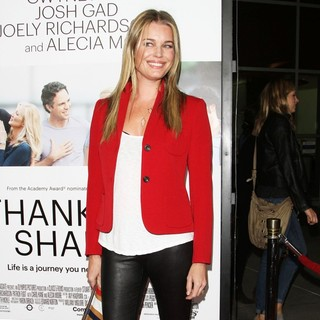 Rebecca Romijn in Thanks for Sharing Los Angeles Premiere