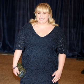 Rebel Wilson in 2013 White House Correspondents' Association Dinner - Arrivals