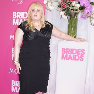 Rebel Wilson in Celebrity Girls Night Out to Celebrate The Highly-Anticipated Release of The Film Bridesmaids