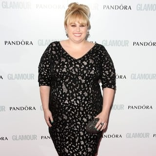 Rebel Wilson in Glamour Women of The Year Awards 2013