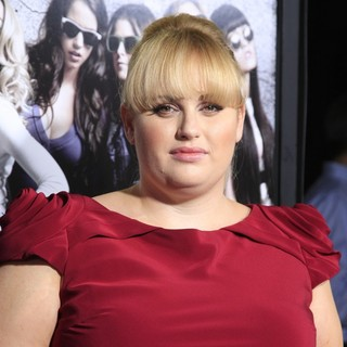Rebel Wilson in Los Angeles Premiere of Pitch Perfect