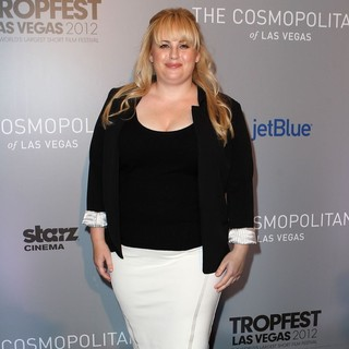Rebel Wilson in Tropfest USA 2012