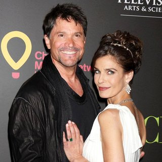 Peter Reckell, Kristian Alfonso in 2011 Daytime Emmy Awards - Red Carpet